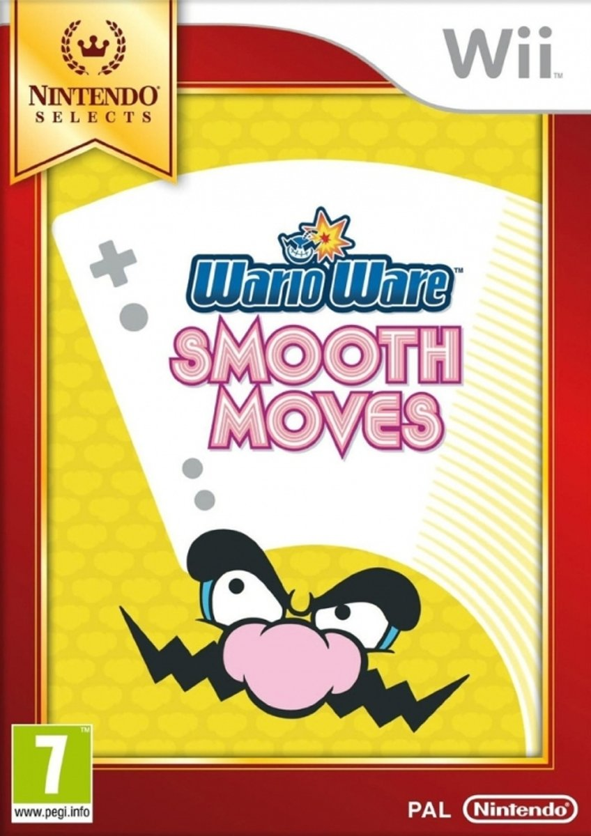 Nintendo WarioWare: Smooth Moves, Wii