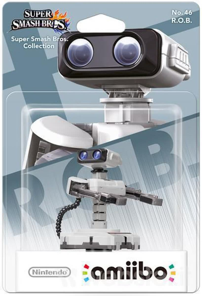 amiibo Super Smash R.O.B. - Wii U - NEW 3DS - Switch