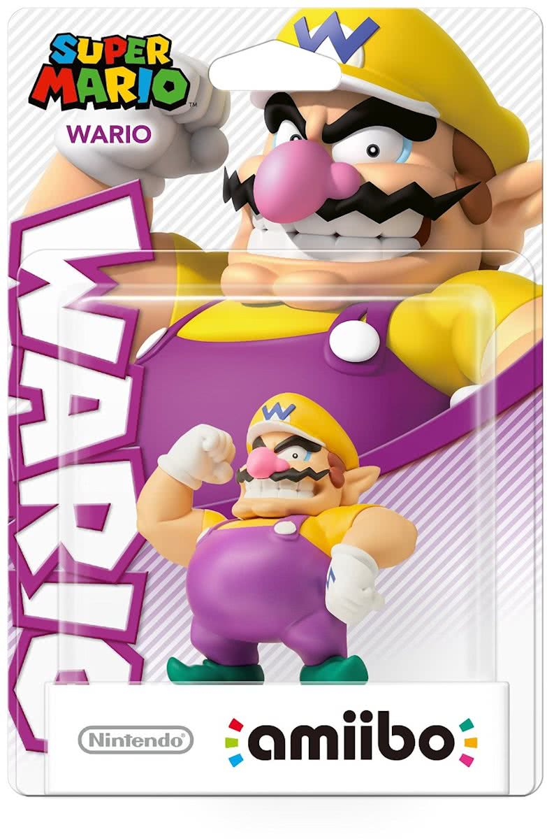 amiibo Wario - 3DS - Wii U - Switch