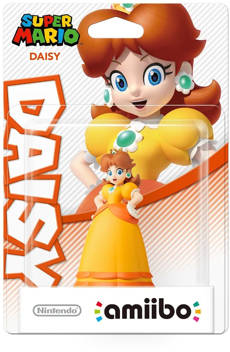 amiibo figuur - Daisy - 3DS - Wii U - Switch