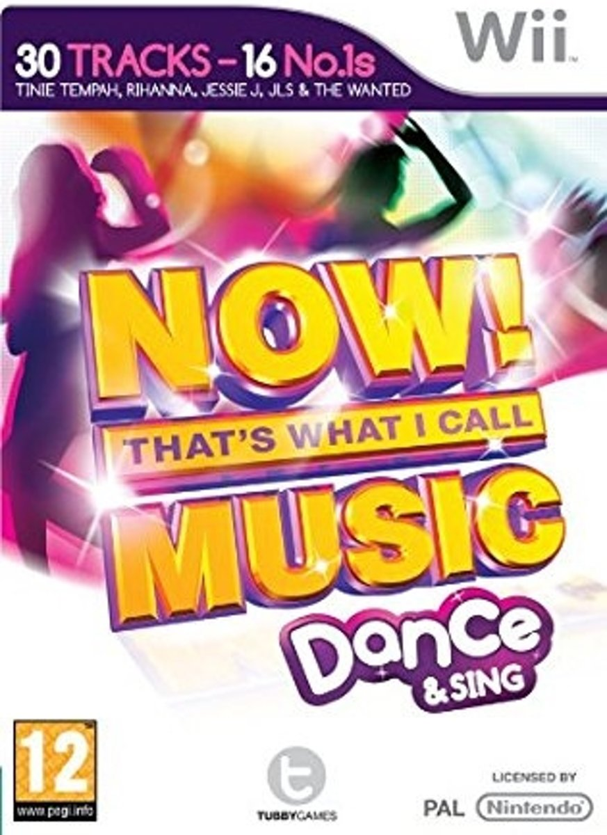 Now Thats What I Call Music - Dance and Sing /Wii