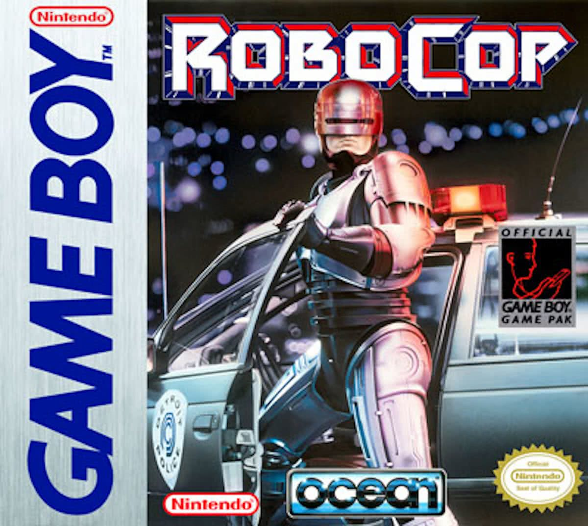 Robocop (Gameboy)