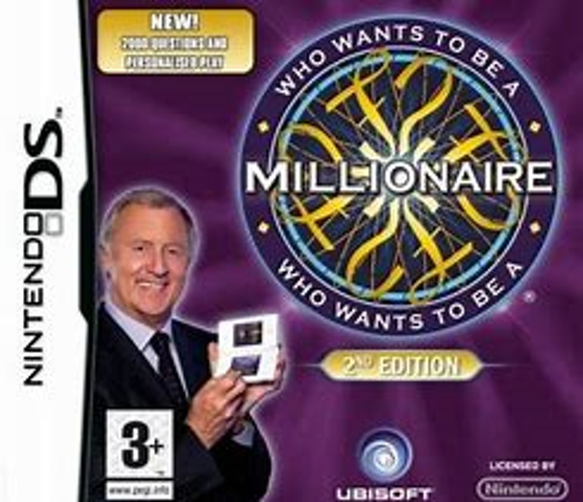 Who Wants to be a Millionaire? 2 /NDS