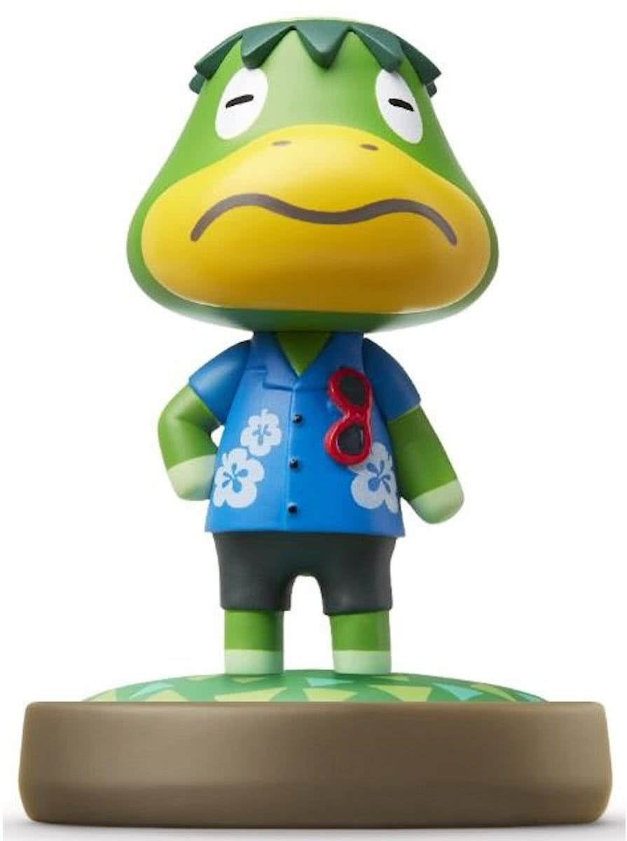 amiibo Animal Crossing Collection -  Kappn - 3DS + Wii U + Switch