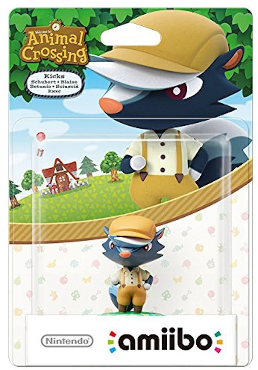 amiibo Animal Crossing Collection - Kicks - 3DS + Wii U + Switch