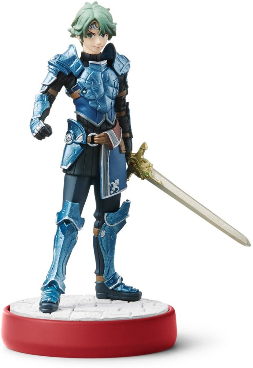 amiibo Fire Emblem Collection - Alm - Switch + 3DS