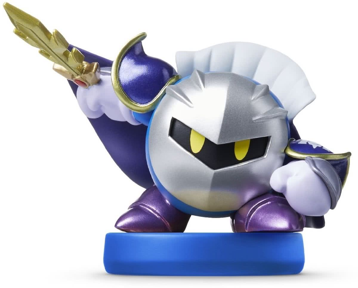 amiibo Kirby Collection - Meta Knight - 3DS + Wii U + Switch