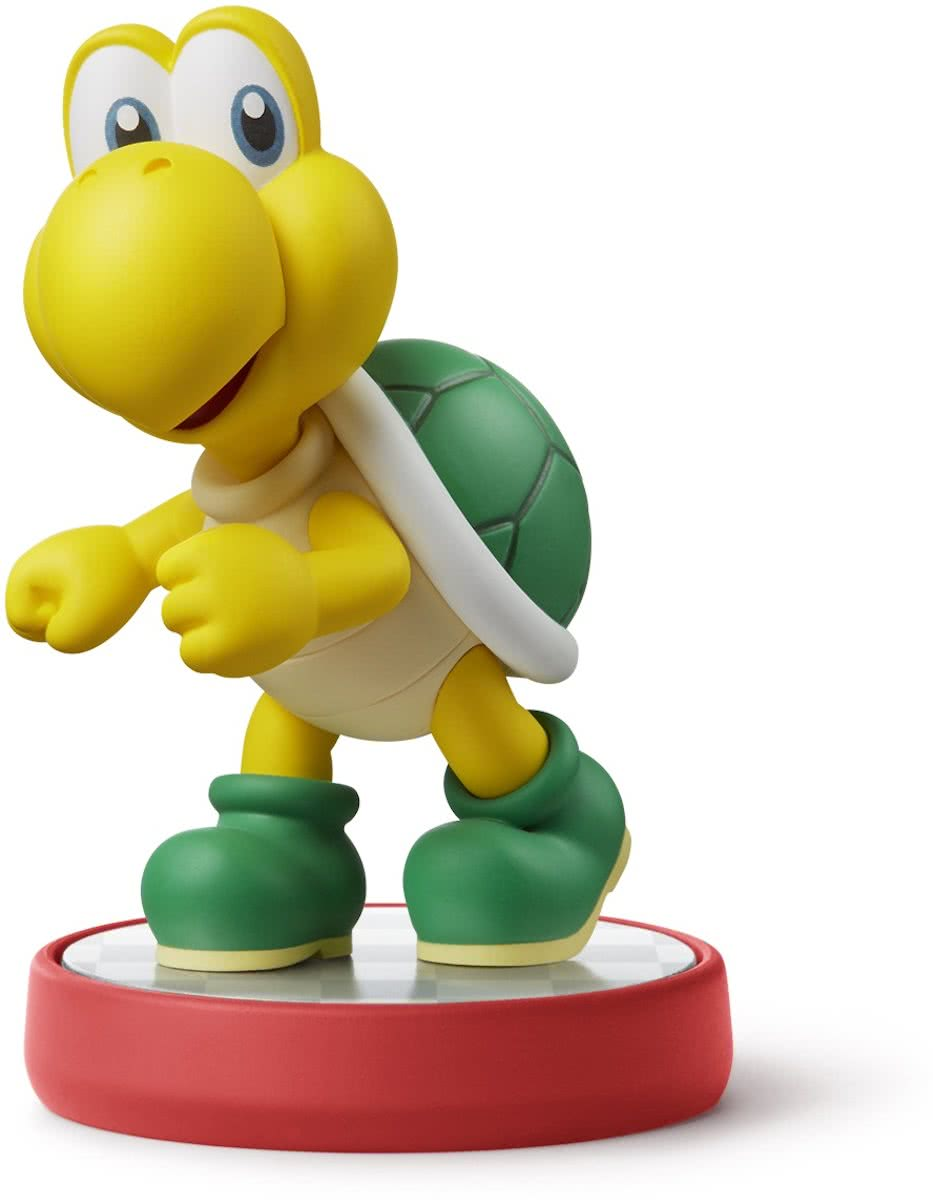 amiibo Super Mario Collection - Koopa Troopa - 3DS + Wii U + Switch