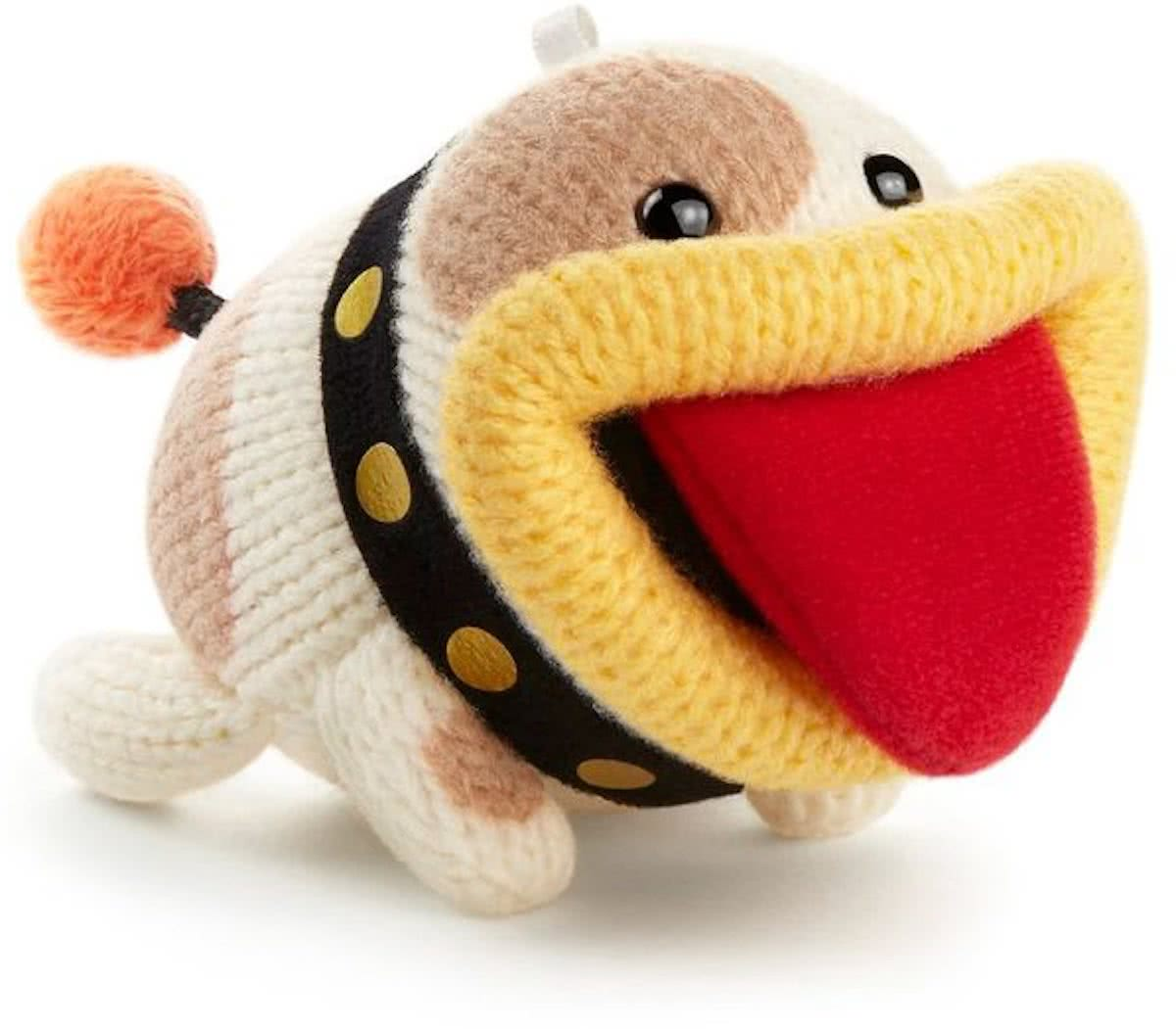 amiibo Yoshis Woolly World - Poochy - 3DS + Wii U + Switch