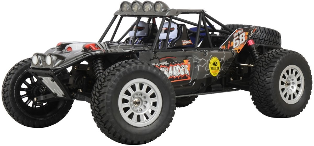 1:10 Marauder RC Woestijn Buggy - RTR - Pro Brushless Versie
