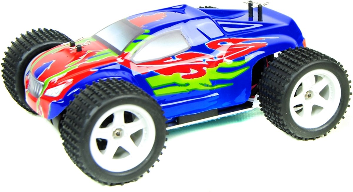 Pioneer Brushless RC Truggy