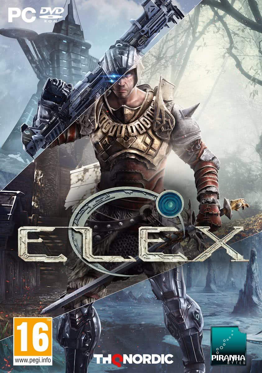 ELEX - Windows