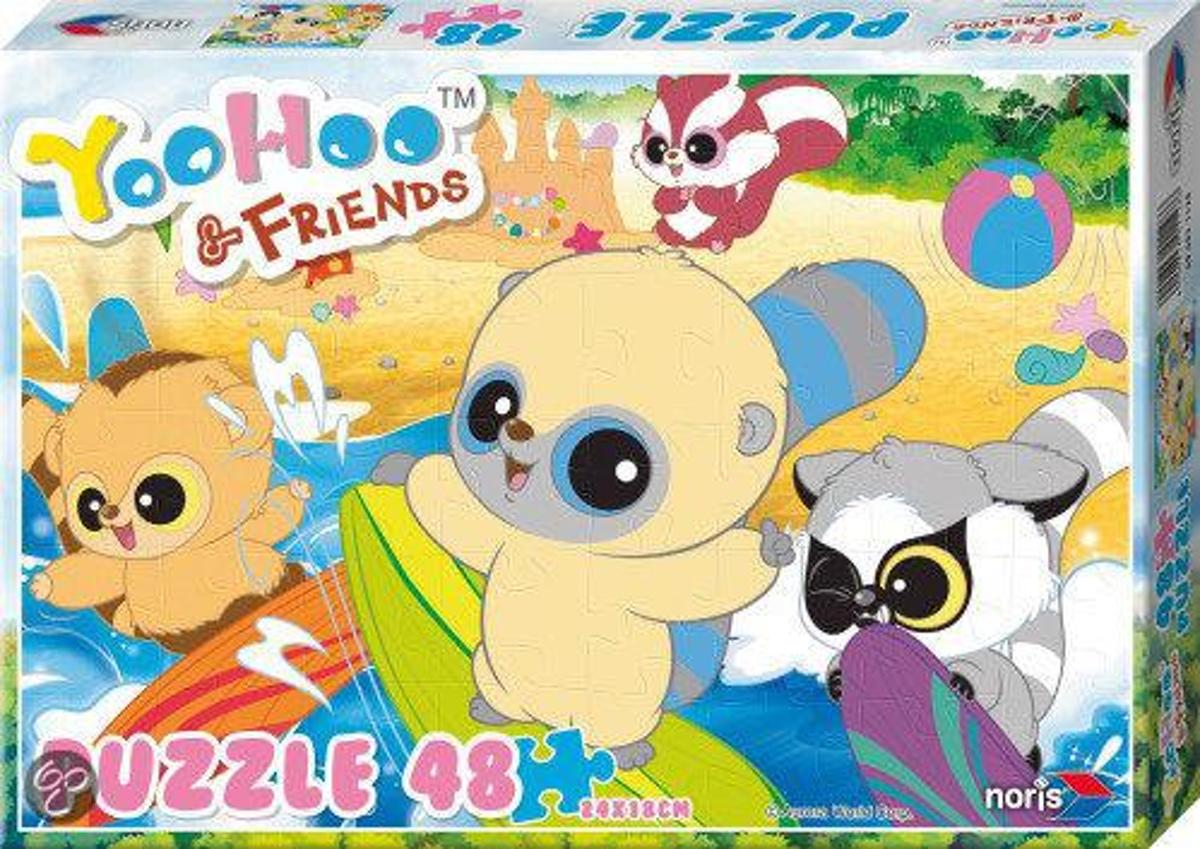 Noris Puzzel - Yoohoo & Friends Summer