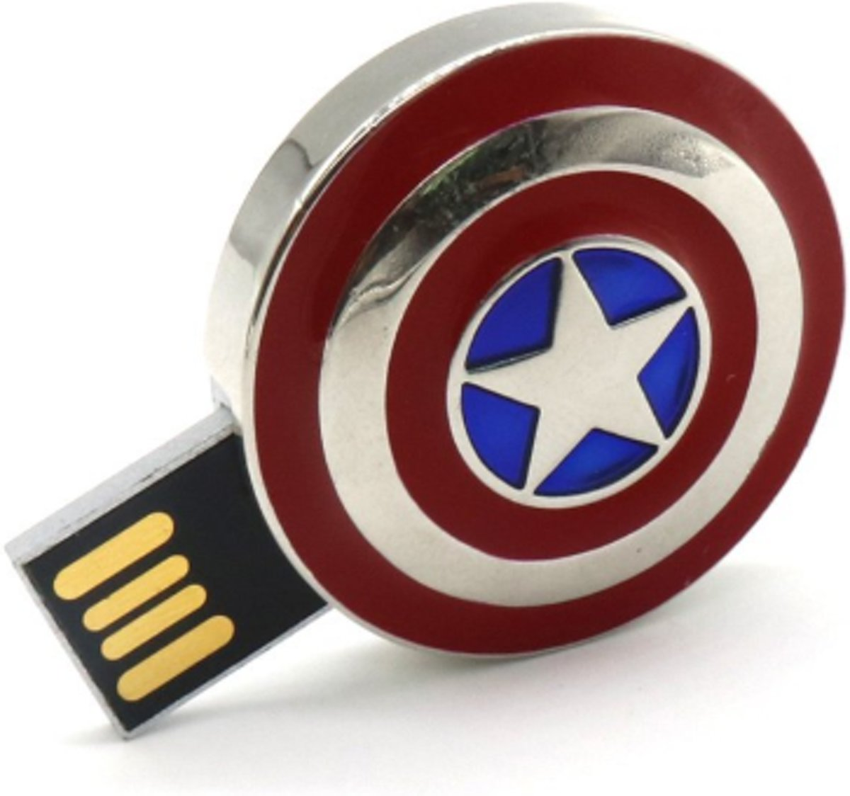 Captain America usb stick |MARVEL| 32GB | Flash Drive | Geheugen Stick