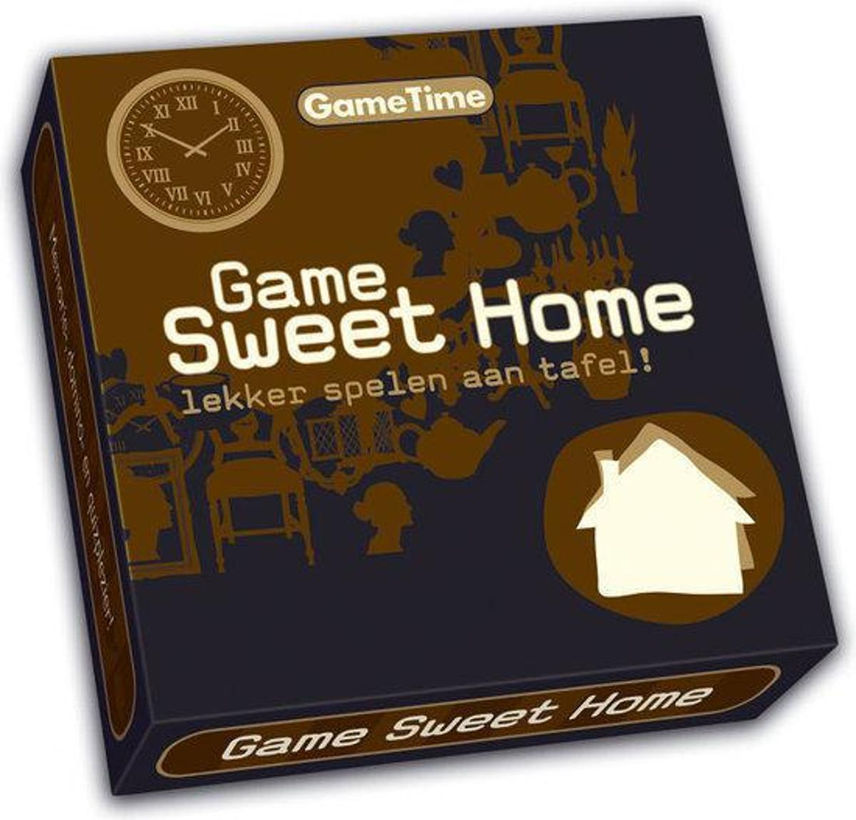 Game Time: Game Sweet Home