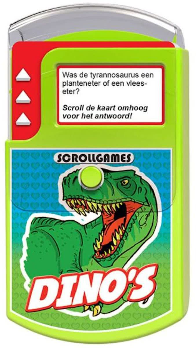 Scroll Games Dinos