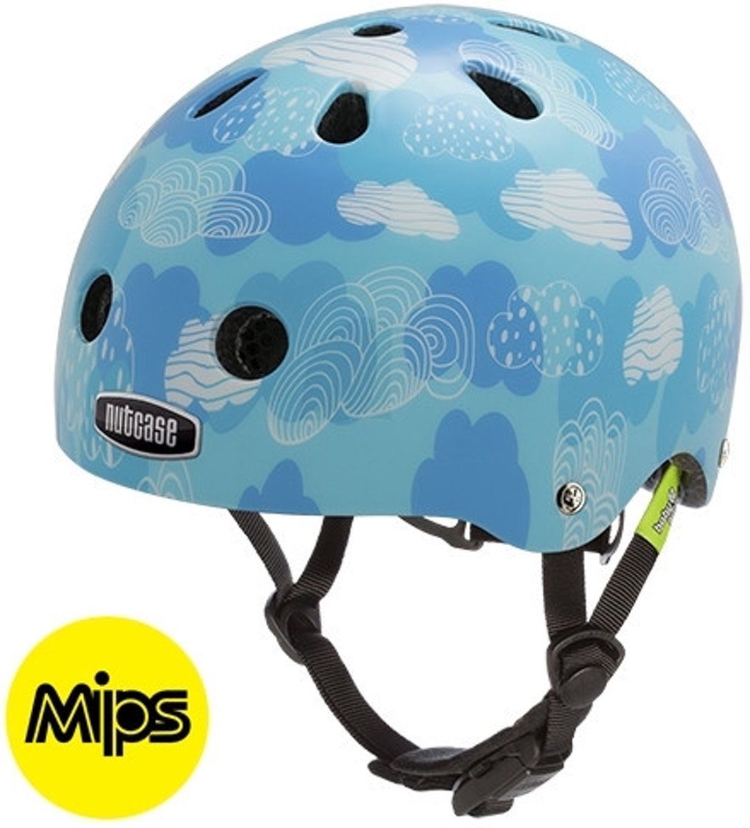 Helm Baby Nutty Head In The Clouds MIPS