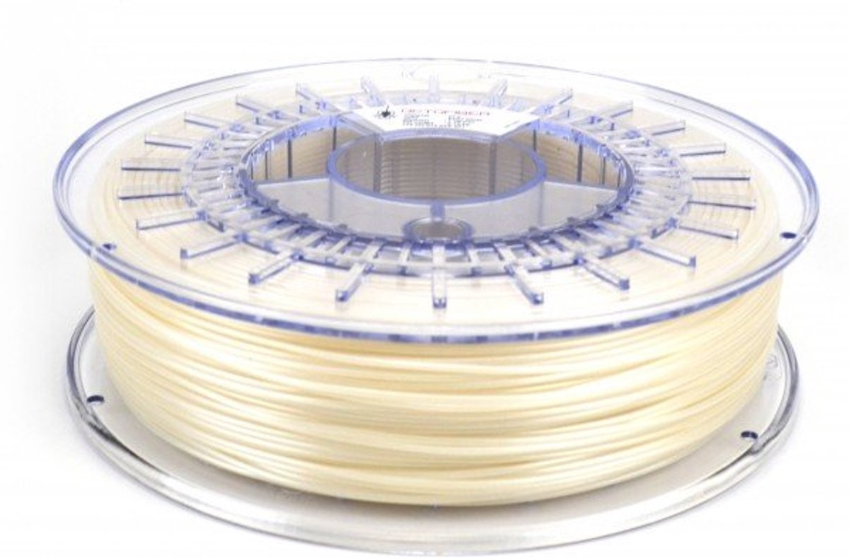 PLA Filament voor 3D-printer – Pearl White 1.75 mm (0.75 kg)