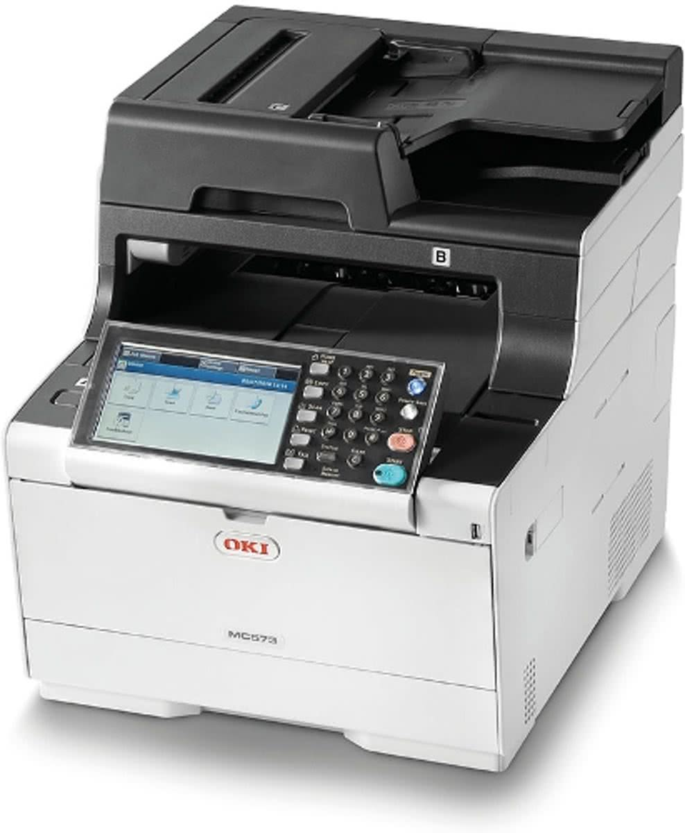 MC573DN - All-in-One Laserprinter