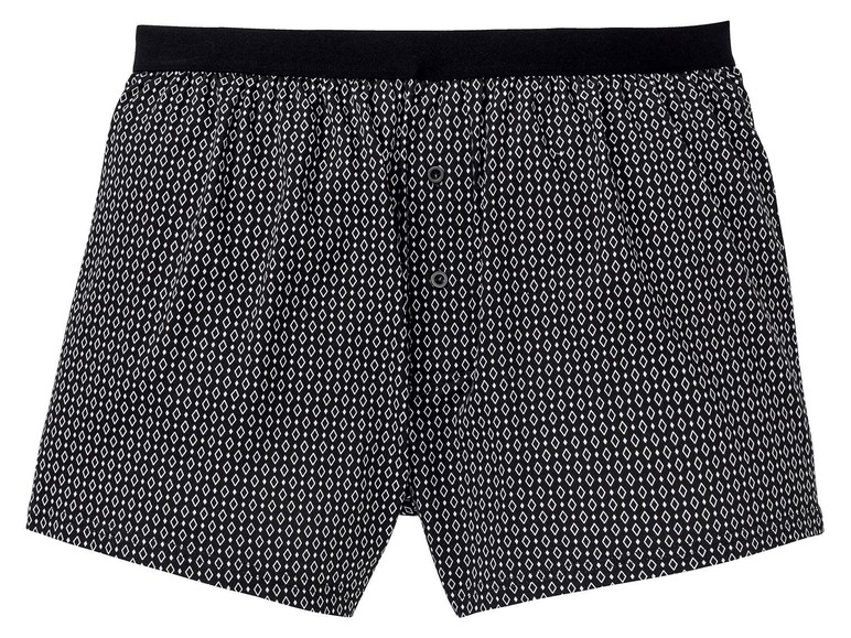 2 heren boxershorts plus size 3XL, All-over-print
