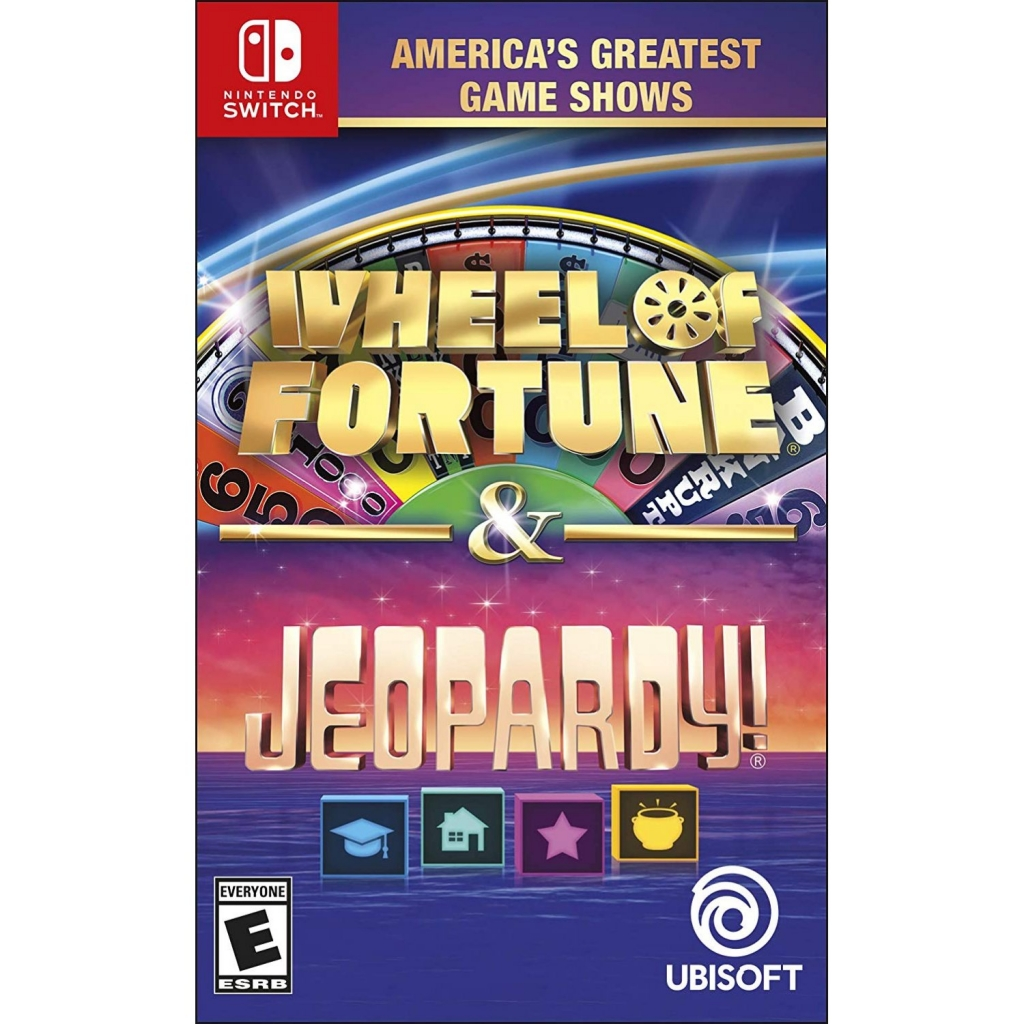 America\s Greatest Game Shows: Wheel of Fortune & Jeopardy