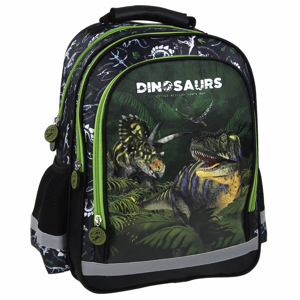 Animal Pictures Rugzak Dinosaurus - 38 x 28 x 18 cm - polyester