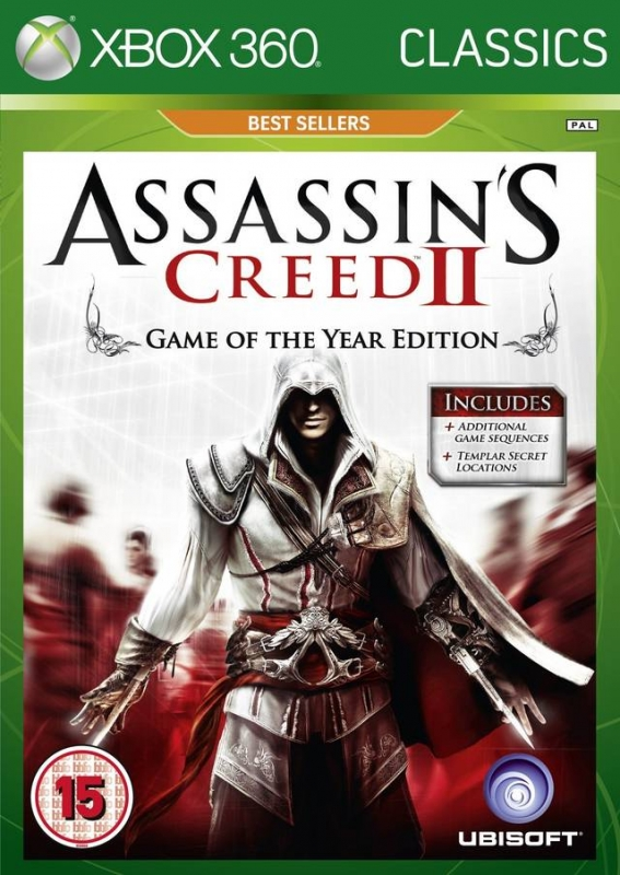 Assassin\s Creed 2 Game of the Year Edition (Classics)