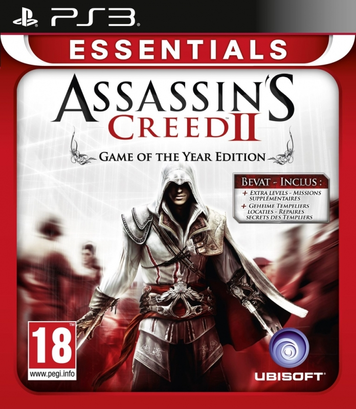 Assassin\s Creed 2 Game of the Year Edition (essentials)