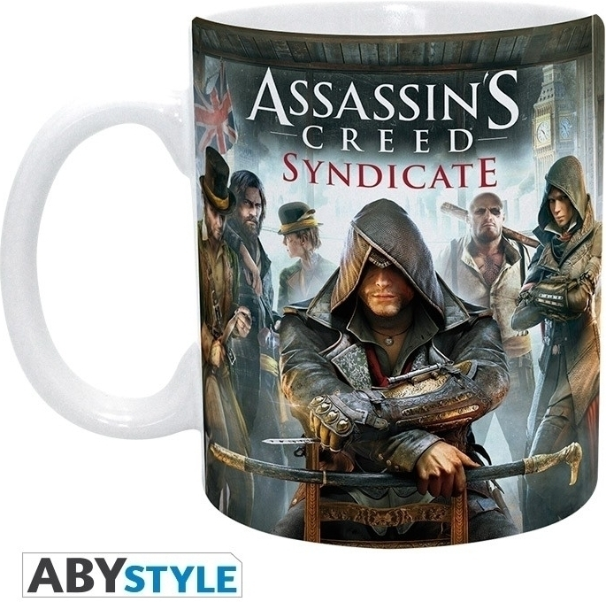 Assassin\s Creed Mug - A.C. Syndicate Cover