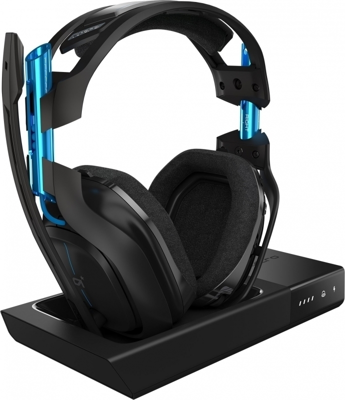 Astro A50 Wireless Headset (Black/Blue) 2017