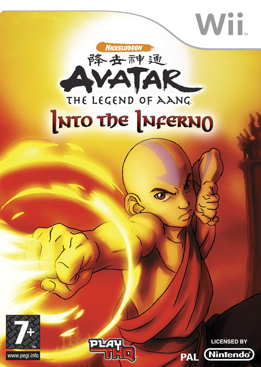 Avatar Into The Inferno