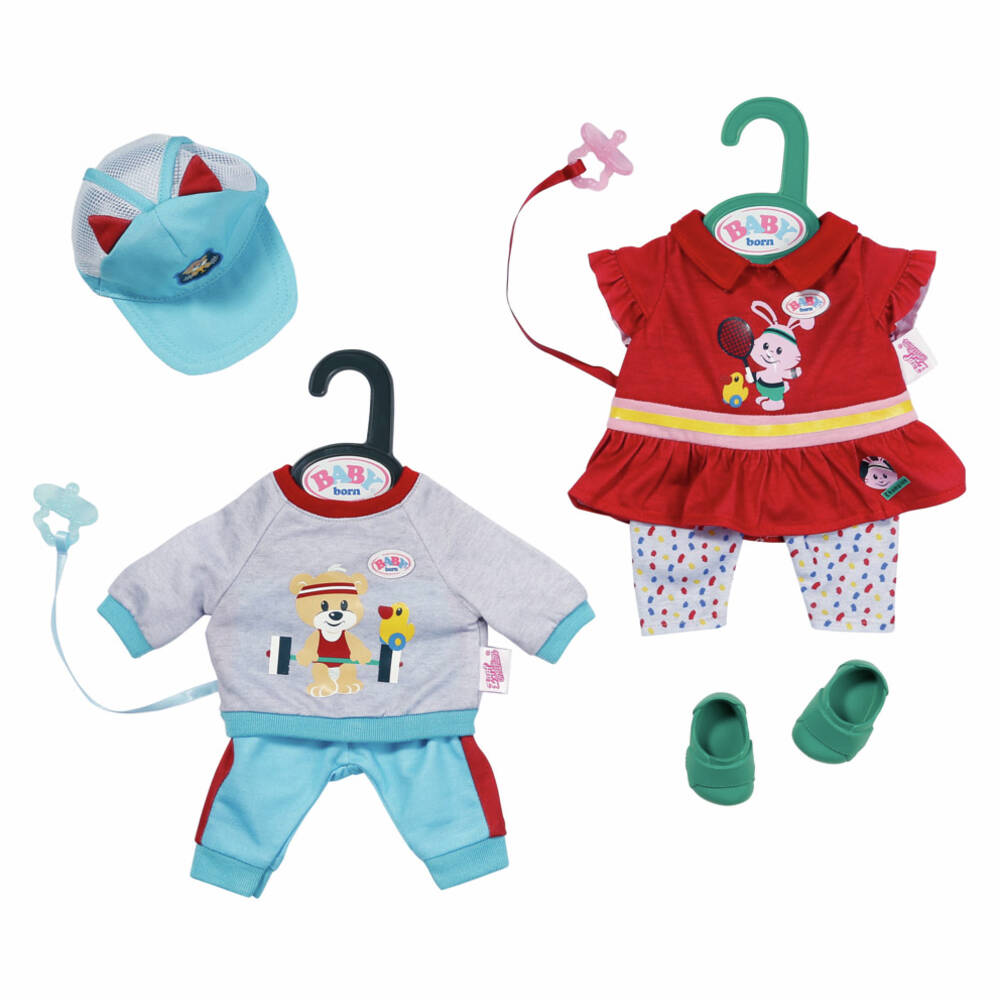 BABY born Little sportieve outfit - 36 cm