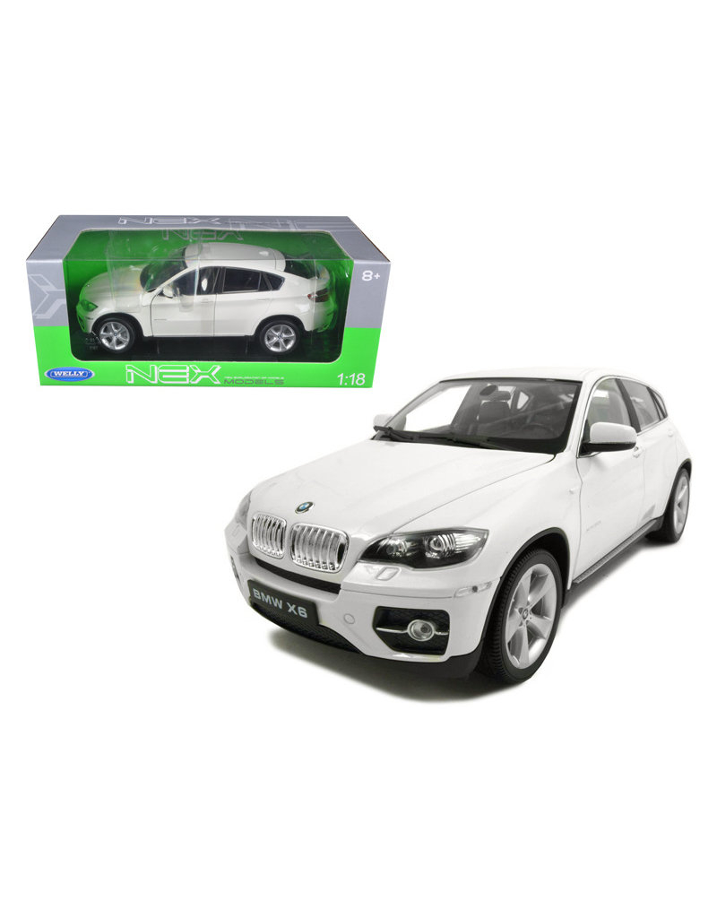 BMW X6 Welly 1:24