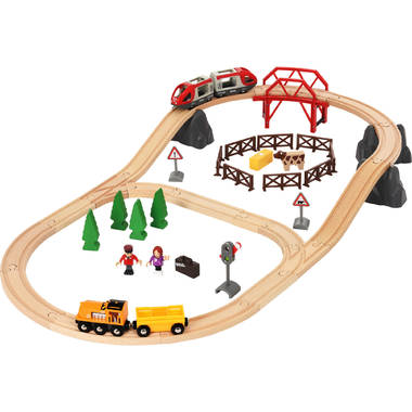 BRIO World countryside travel set 33916