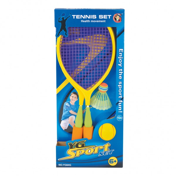 Badminton set2 in 1