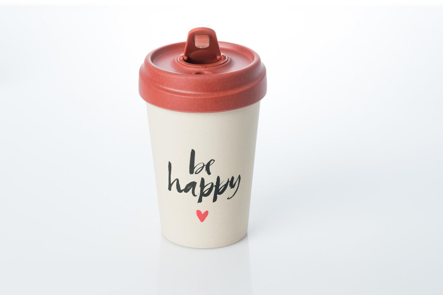 BambooCUP Be Happy