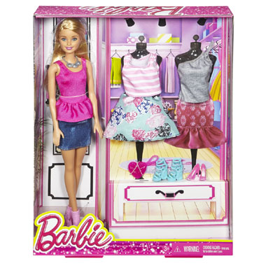 Barbie pop en mode