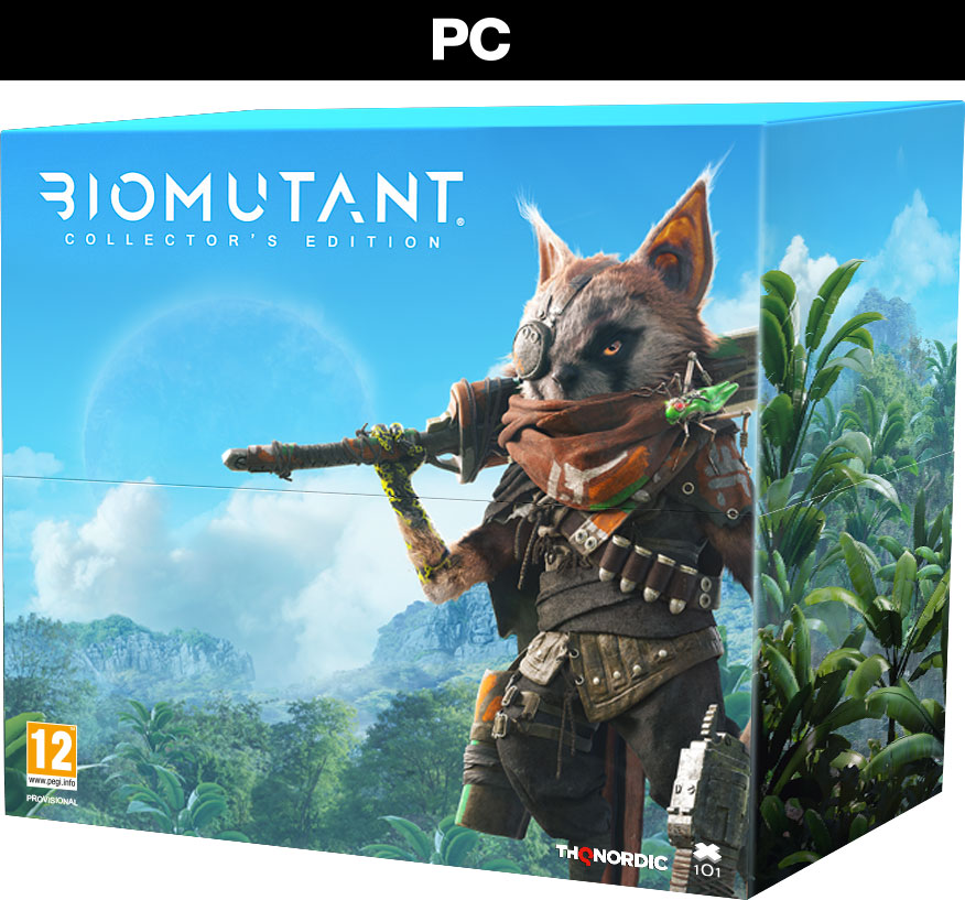 Biomutant Collector\s Edition