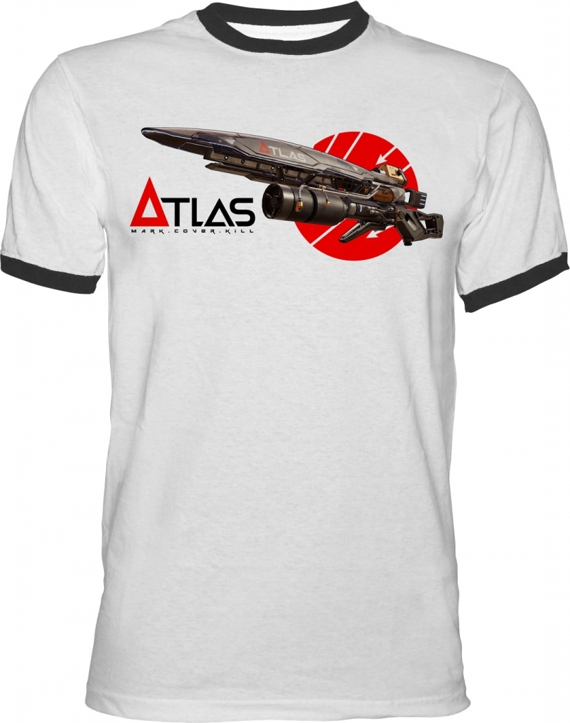 Borderlands 3 - T-Shirt Atlas