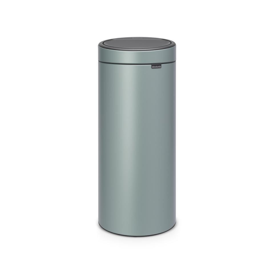 Brabantia Touch Bin 30 l - Metallic Mint