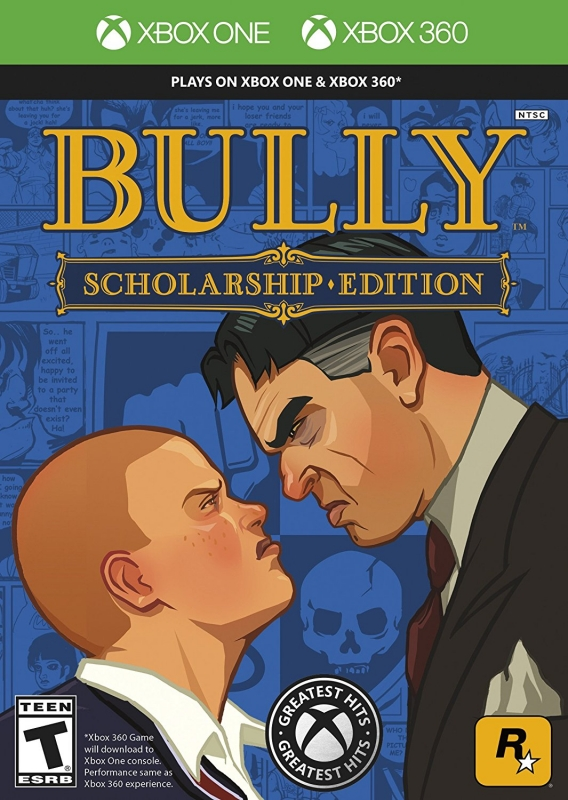 Bully Scholarship Edition (greatest hits)