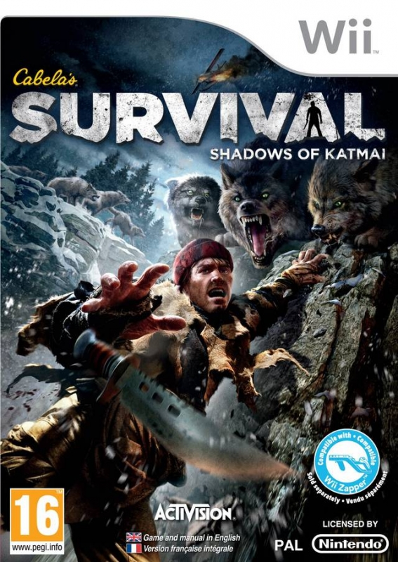 Cabela\s Survival Shadows of Katmai
