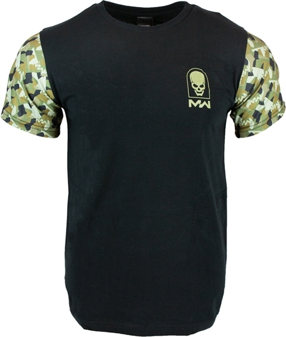 Call of Duty Modern Warfare - Skull T-Shirt