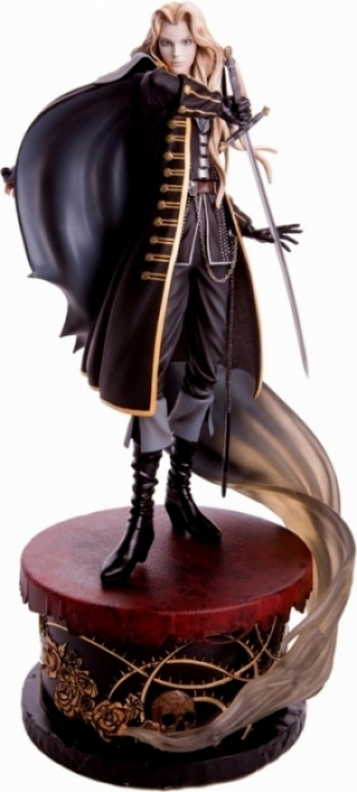 Castlevania: Symphony of the Night - Alucard Statue (Mondo)