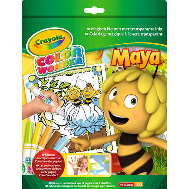 Color wonder - box set maya de bij
