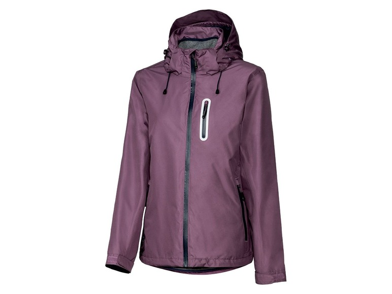 Dames 3-in-1 all-weather-jack S (36/38), Lila