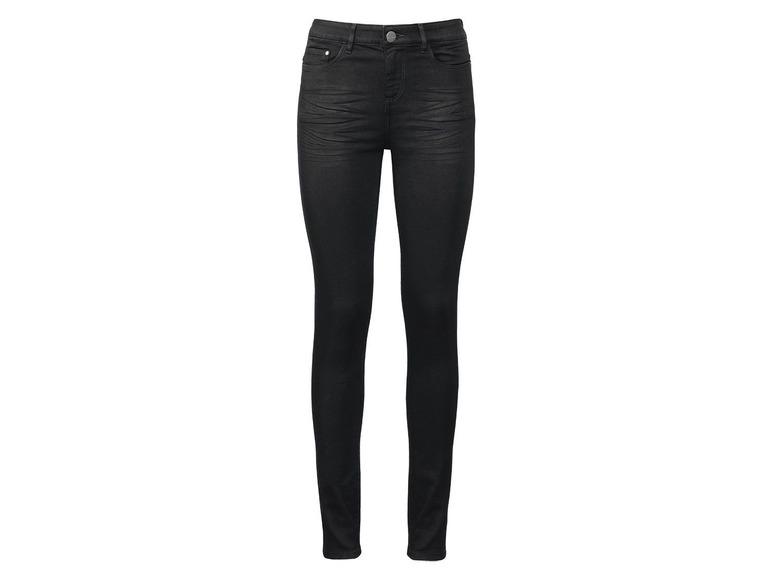 Dames jeans - super skinny fit 44, Zwart