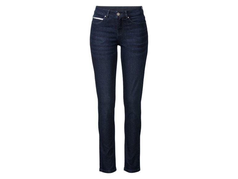 Dames jeans 40, Donkerblauw