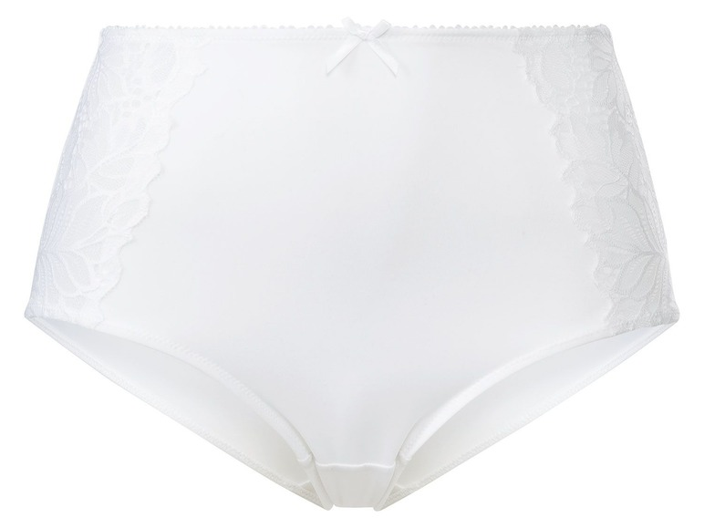 Dames slip S (36/38), Wit