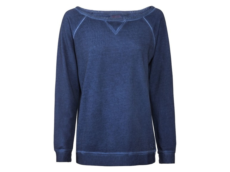 Dames sweater M (40/42), Blauw